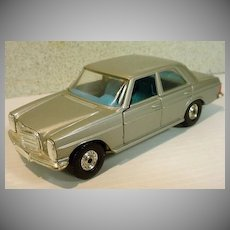 Corgi 1980's Mercedes-Benz 240 D Dedan Die-Cast