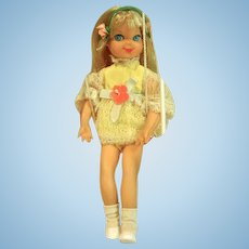 Vintage Mattel Tutti Swing-A-Ling Set, 1967