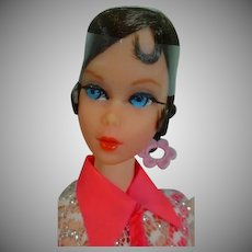 Vintage Mattel Talking Barbie, Talks! 1970