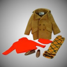 Vintage Mattel Ken Outfit, Play It Cool, 1970, Complete