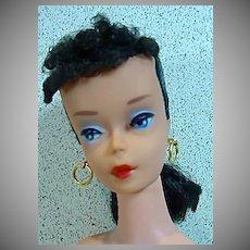 Vintage Mattel Brunette #4 Brunette Barbie Pony Tail, 1960
