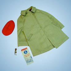 Vintage Mattel Ken Outfit, Rally Day, Complete, 1962