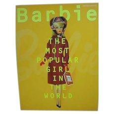 Rare Japanese Barbie Book, 1997, Miyoko Mizuhara, Photographs