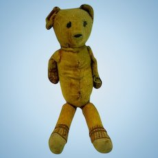 Antique Mohair Teddy Bear, Needs TLC!