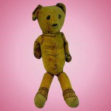 Antique Mohair Teddy Bear, Needs TLC!