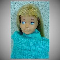 1965 Mattel Bend Leg Skipper Doll in Outdoor Casuals 1965