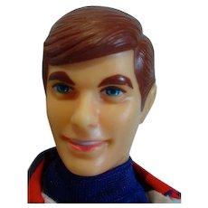 Vintage Mattel Talking Ken in The Casual Scene, 1970-71, Talks!