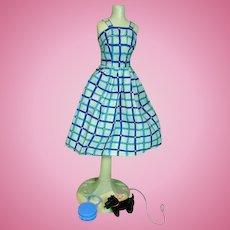 Original Babs Outfit Sun-Back Sensation, Lilli Clone, 1960's