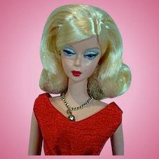 Mattel Silkstone Barbie in Dressmaker Details Couture Red Dress