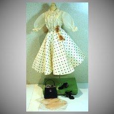 Vintage Madame Alexander Cissy Size Spring Ensemble, 1950's
