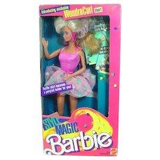 NRFB Mattel 1988 Style Magic Barbie