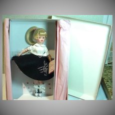 MIB Madame Alexander At The Hop Cissette, UFDC Convention Doll,LTD Ed. #299