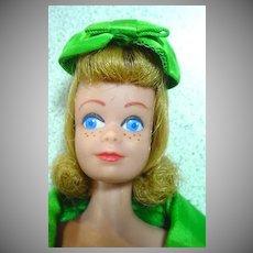 Vintage Mattel Blond Midge in Theater Date, 1963