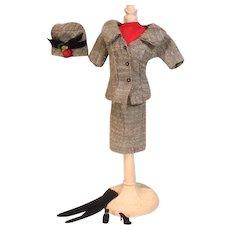 Vintage Mattel Barbie Outfit, Career Girl, 1963