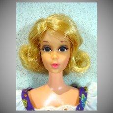 VIntage Mattel Walking Jamie in Picture Me Pretty, 1970-72
