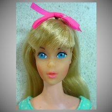 Vintage Mattel 1967 Standard Barbie Doll is Cool Casuals