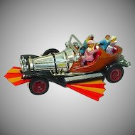 Vintage Mattel Chitty Chitty Bang Bang Corgi Car, Great Britain, 1968