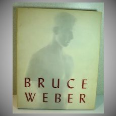 Bruce Weber Self Titled 1st Edition, 1989
