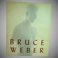Bruce Weber Self Titled 1st Edition, 1989