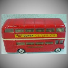 Corgi 1960's London Transport Double Decker Bus