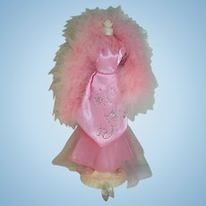 Barbie Sears Exclusive Pink Formal Artist Reproduction, 1990's