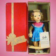 MIB Vintage 15 Inch Terri Lee Doll, 1950's