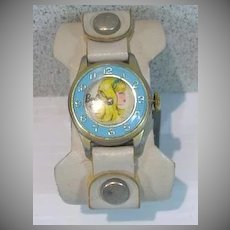 Vintage Mattel Barbie Wrist Watch, 1971, Swiss Made