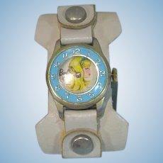 Vintage Mattel Barbie Wrist Watch, 1971, Swiss Made