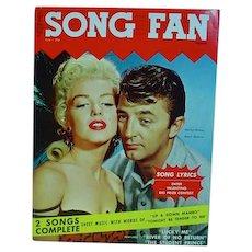 Rare Marilyn Monroe Magazine Cover, River of No Return, 1954, Mint
