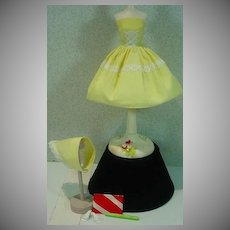 VIntage American Character Tressy Outfit, Surprise Party, 1964