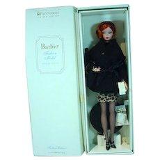 Mattel Barbie Silkstone Fashion Edition, MIB, FAO Schwartz Exclusive