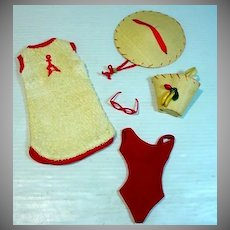 American Character Tressy Outfit, In The Swim, 1964