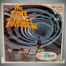 The Time Tunnel, Sawyers View Master Set, Complete, 1966