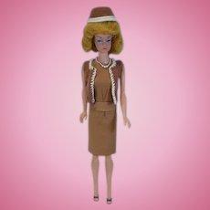 VIntage Mattel Barbie Fashion Queen in Sorority Meeting, 1963