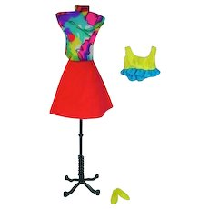 Mattel Francie and Her Swingin' Separates Gift Set, Pieces, 1966