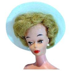 Vintage 1960's 11 1/2 Inch Fashion Doll Clone