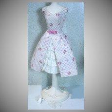 Vintage Mattel Barbie Outfit, Garden Party, 1962