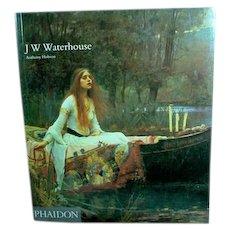 J W Waterhouse Art Book, Anthony Hobson, Phaidon Press 1992