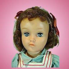 "Ideal Harriet Hubbard Ayer 19"" Ideal Doll, 1953"