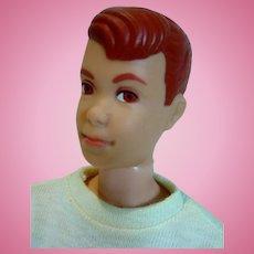 Vintage Mattel Allan Doll in In Training, 1962/64