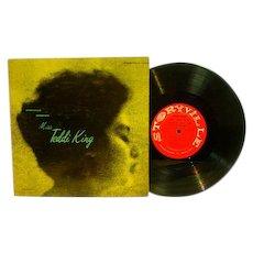 Teddi King Storyville 10 Jazz LP, First Pressing, Miss Teddi King, 1955