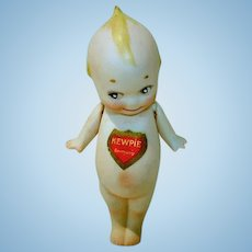 Antique Rosie O'Neil Bisque Kewpie Doll, Germany