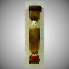 Super Rare Revlon Les Mannequins Doll Lipstick MIB, 1962!