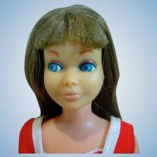 Vintage Mattel Reissue Brunette Skipper, 1970
