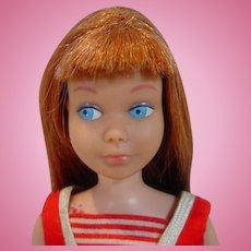 Vintage Mattel 1964  Skipper Doll with Red Hair