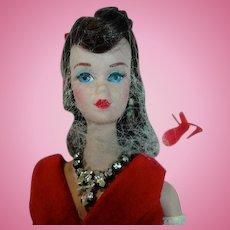 Mattel Benefit Performance Porcelain Barbie MIB, 1988