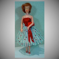 1960's 11 1/2 inch Debbie Pose Fashion Doll/Clone