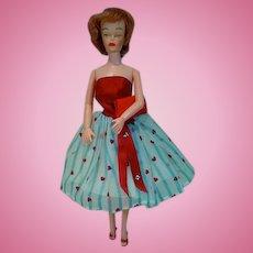 1960's 11 1/2 inch Debbie Pose Fashion Doll/Clone