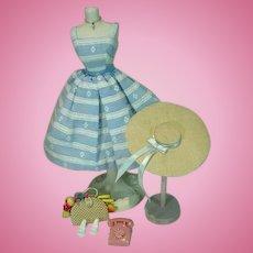 Vintage Mattel Barbie Outfit, Suburban Shopper, 1960