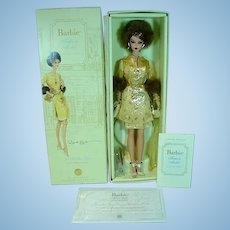 MIB Mattel Barbie Silkstone Je Ne Sais Quoi, Robert Best Design